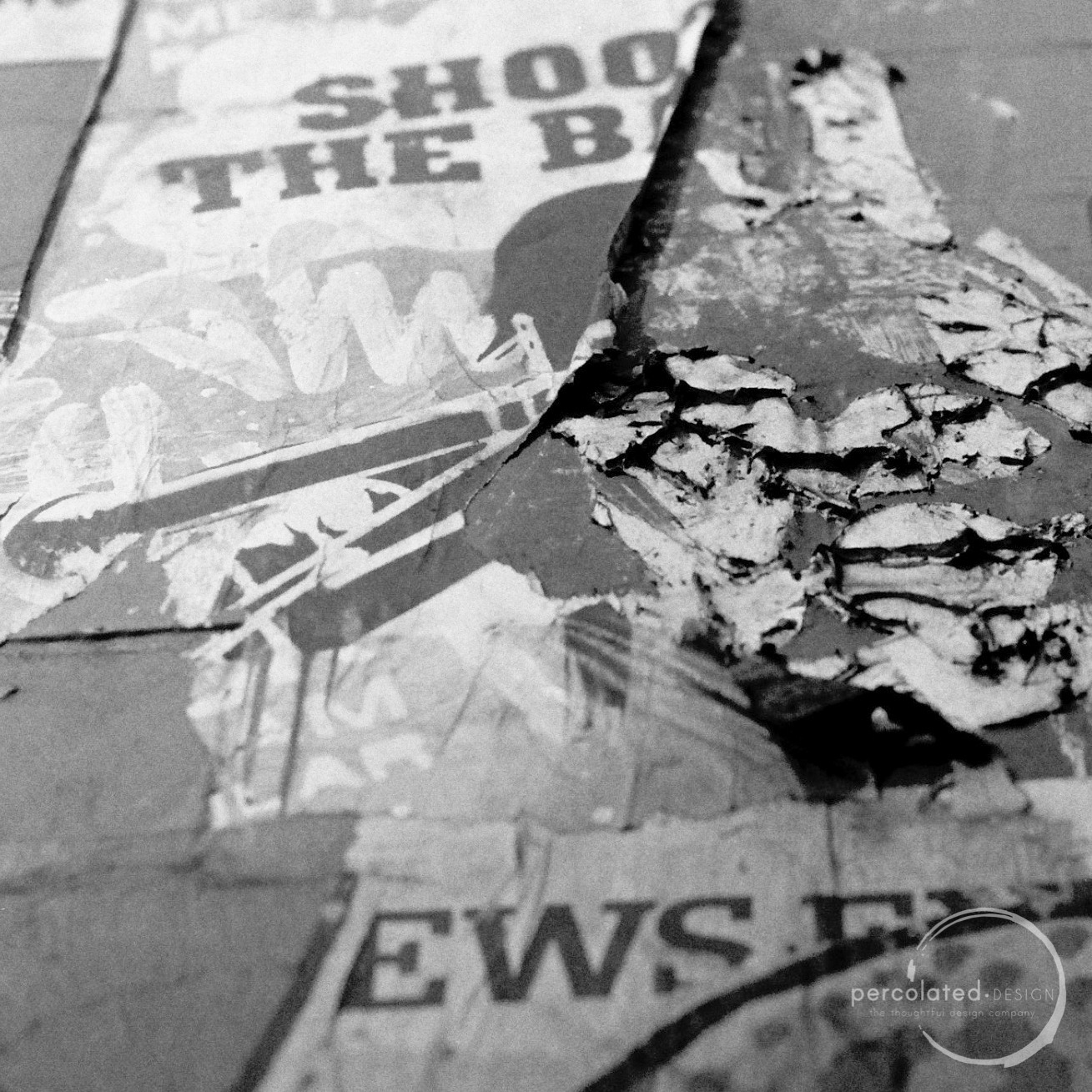 Shoot the B Street Art London