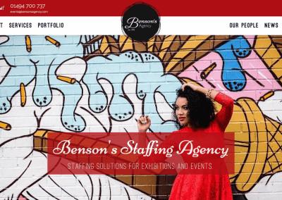 Benson's Agency