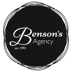 Benson's Agency Logo Design