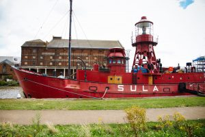 Sula the Lightship