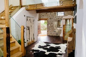 The Barn Foyer